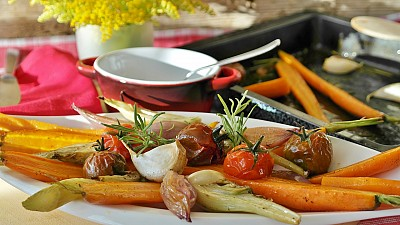 Photo Barbecue recipes: that is what you can cook on an outdoor kitchen
