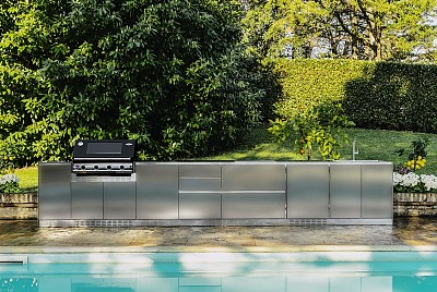 Photo Why choose an outdoor kitchen? Here are 5 reasons to buy an outdoor kitchen